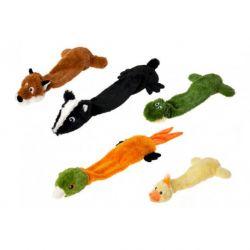 Legetøj i plys - skunk
